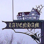 Lavenham's Village Sign