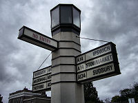 The Pillar of Salt Street Sign