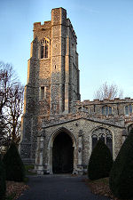 St Gregory's Church, Sudbury