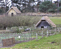 The Pig House at West Stow